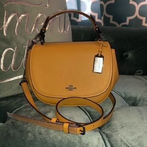 New! Coach Satchel/Crossbody